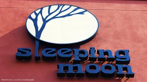 sleeping moon cafe